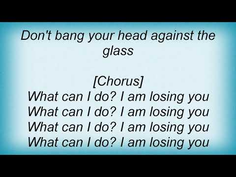 Anna Ternheim - Losing You Lyrics