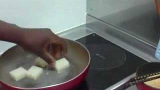 "The ""japanese Food: Kinako Mochi"" Vlog"