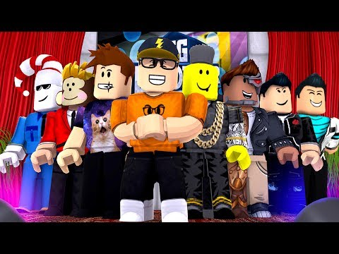 YOUTUBERS ONLY ROBLOX BIG BROTHER (The Crew & Friends Roblox Big Brother)