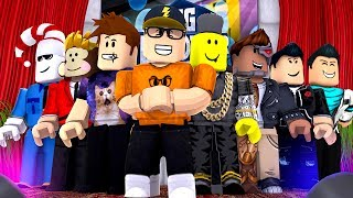 YOUTUBERS SEULEMENT ROBLOX BIG BROTHER (L'équipage - Amis Roblox Big Brother)