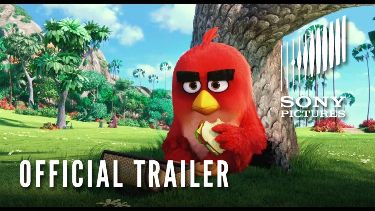 Download THE ANGRY BIRDS MOVIE:  In Theatres May 2016 -  Trailer #1