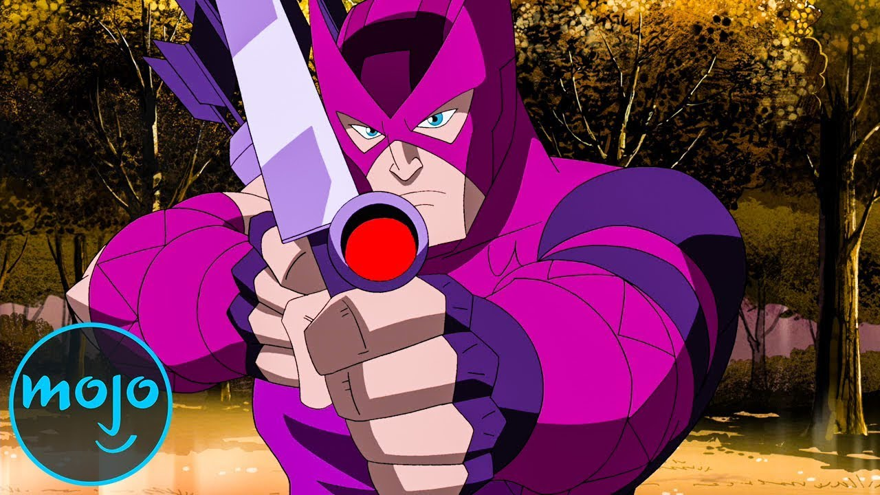 Download Top 10 Animated Avengers