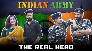 INDIAN ARMY || THE REAL HERO || DHEERAJ DIXIT