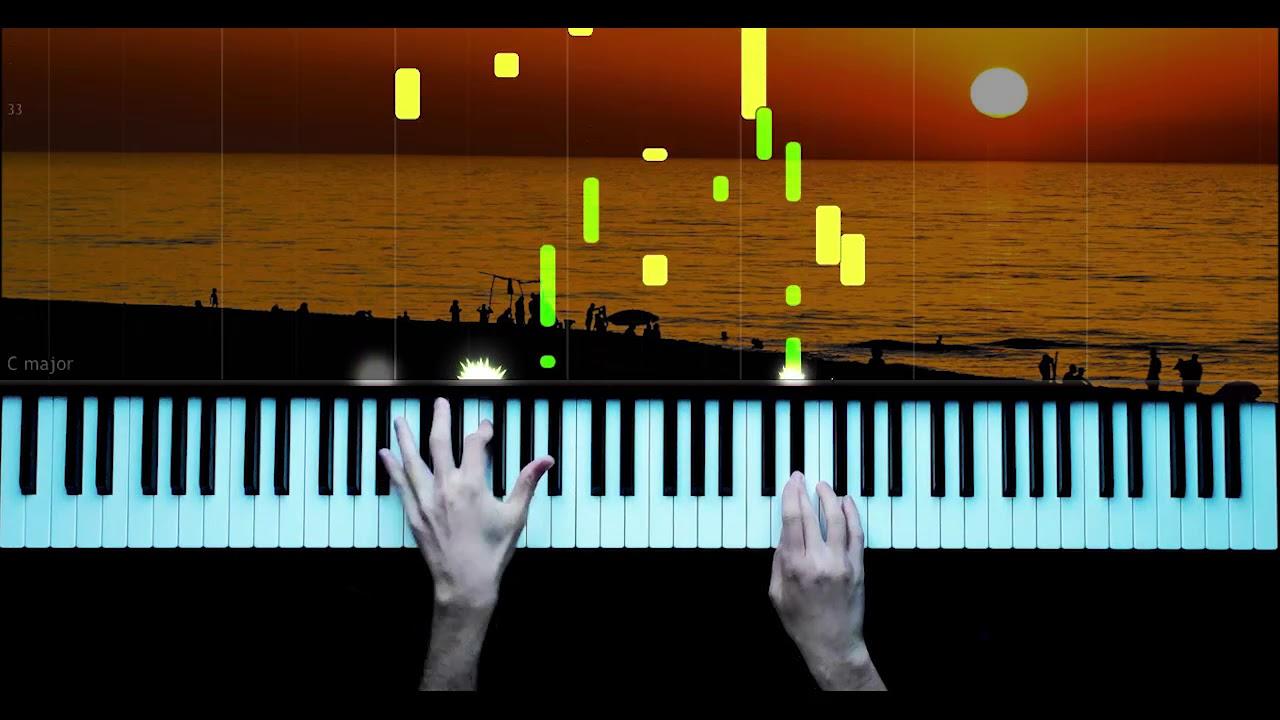 Duygusal Piyano Müziği - Relax Piano - by VN