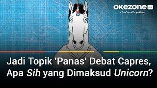 Pada debat kedua calon presiden yang diselenggarakan oleh Komisi Pe...