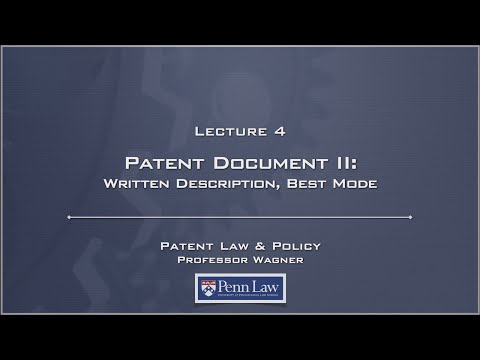 Lecture 04 - Patent Document 2