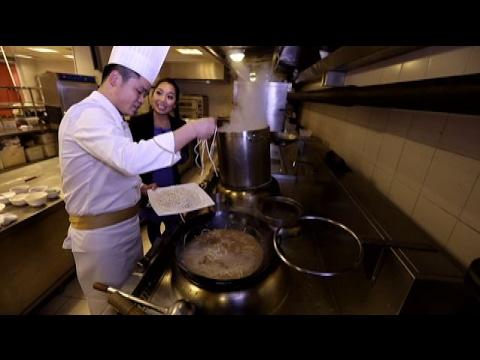 Secrets de chef - Restaurant The Beijing Parade : la cuisine fusion