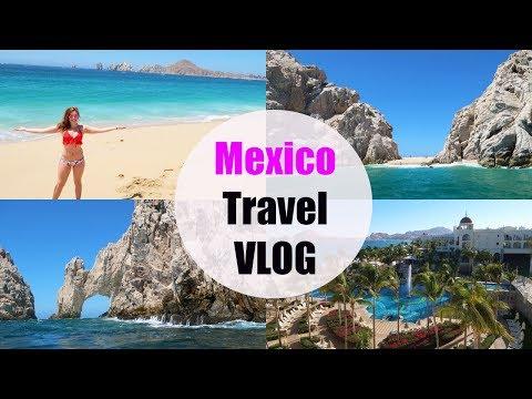 Los Cabos MEXICO TRAVEL Vlog!!!