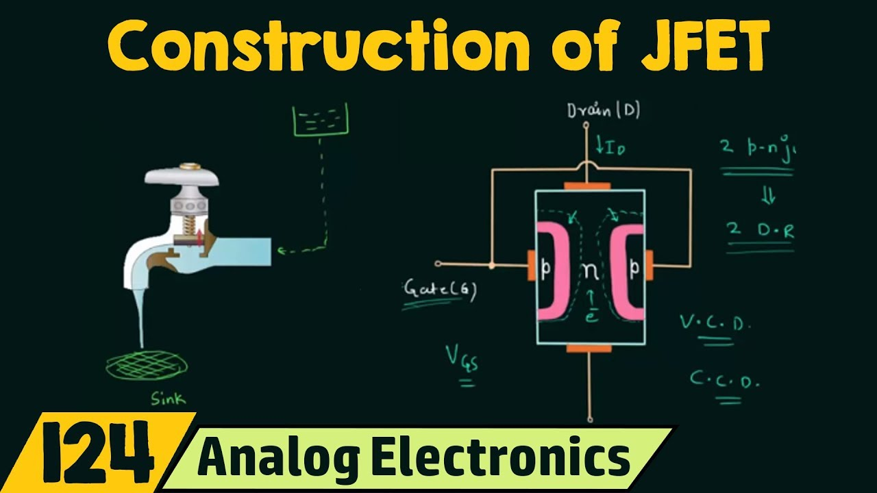 jfet construction and working pdf