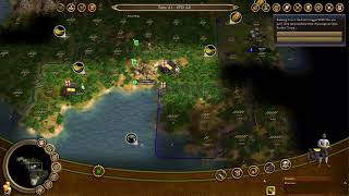 Sid Meiers Colonisation (civ 4) - ASMR Gaming