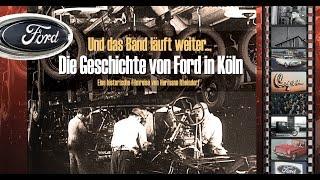 Die Geschichte von Ford in Köln: Und das Band läuft weiter ... DVD Vorschau