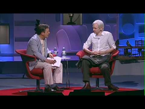 Julian Assange- TED Conference- July 16, 2010 (Part 1 of 2)