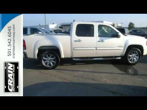2012 gmc sierra 1500 conway ar little rock ar 5gt6496a sold youtube. Black Bedroom Furniture Sets. Home Design Ideas