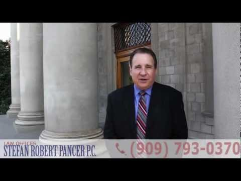 A personal injury, bankruptcy, and family law attorney in the Inland Empire.