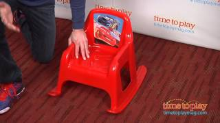 Disney/pixar Cars Rocking Chair From Kids Only
