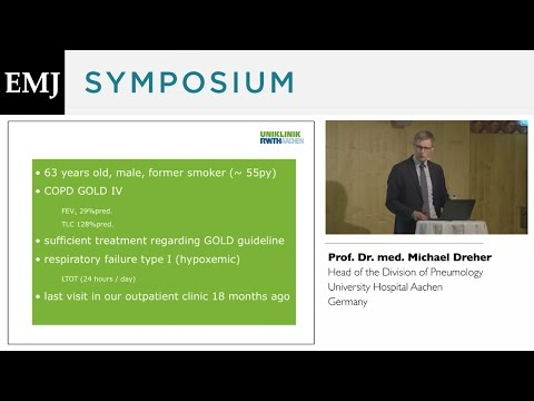 Use of NIV in COPD Patients