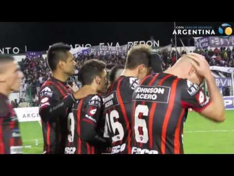 Definición por penales de Patronato 0 (4) - Villa Dálmine 0 (2)
