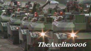Modern French Army   Demonstration   2015   HD