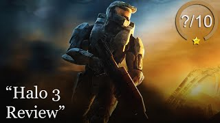 Halo 3 Review [Series X, Xbox One, Xbox 360, & PC] (Video Game Video Review)
