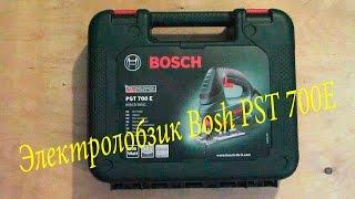 Гаражные цацки Электролобзик Bosh PST 700E