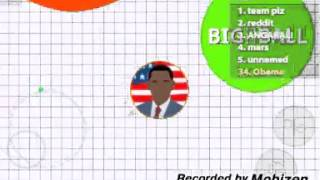 agar io obama mananca tot
