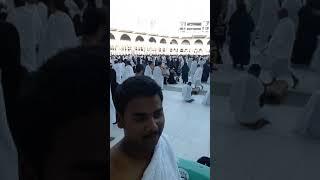 Shahbaz Khan Umrah Mecca