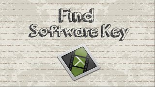 How to find your Camtasia Studio Serial Number / Software Key