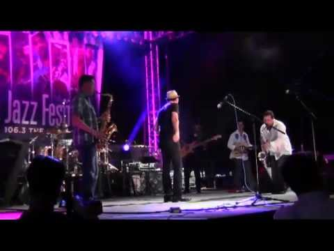 R&R : Rick Braun Richard Elliot w/Shilts at Seabreeze Jazz Fest 2012 .mp4 mp3