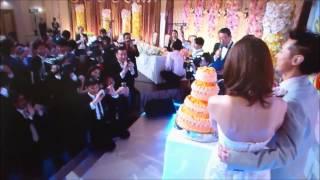 めちゃイケ矢部の、結婚式.