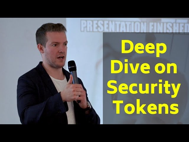 Security Token Deep Dive - Ecosystem, STO's, Companies Operating and More