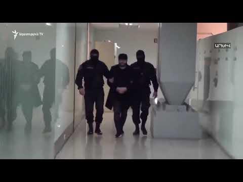 Նարեկ Սարգսյանը` երրորդ նախագահի եղբորորդին, կրկին կալանավորվել է
