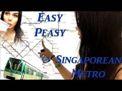 Easy Peasy Singapore metro