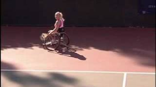 Introduction to USTA Wheelchair Tennis: Rule Differences