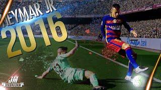 Neymar jr ● king of dribbling 2016 ● neyshow | hd