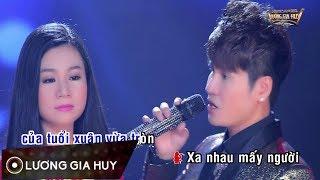 [Karaoke HD] Beat Chuẩn Ca Sĩ - Không Bao Giờ Quên Anh - Lương Gia Huy ft Dương Hồng Loan
