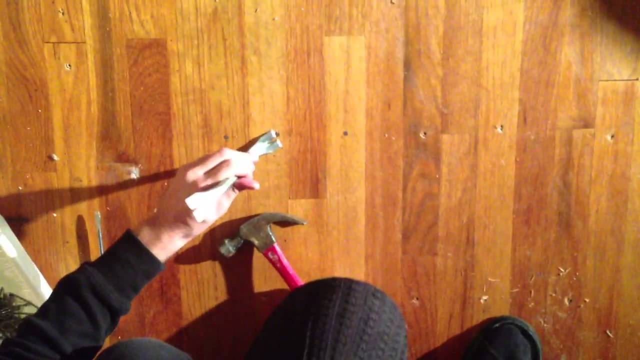 Refinishing Hardwood Floors Diy