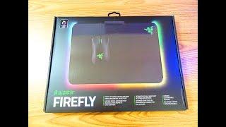 Razer Firefly Unboxing