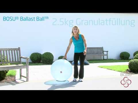 Video: Ballon Bosu® « Ballast™ »