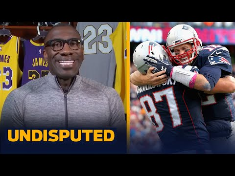 Skip and Shannon react to Gronk reuniting with Tom Brady in Tampa | NFL | UNDISPUTED