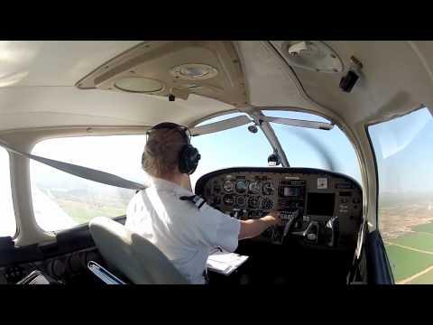 My First Solo, Oxford Aviation Academy, Goodyear, Arizona.