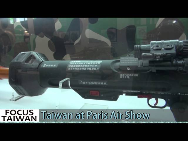 Taiwan's weapon designer, aircraft maker and flag carrier at