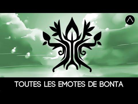 Toutes les Emotes de Bonta [Wakfu MMORPG]