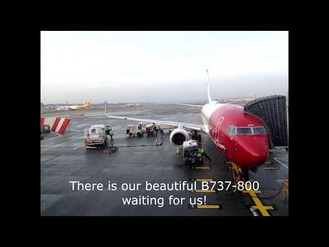 TRIP REPORT ✈ Norwegian | B737-800 | London Gatwick to Malaga | Full Flight