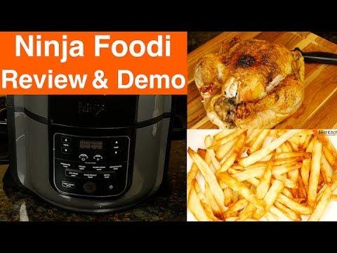 Ninja Foodi Review and Demo