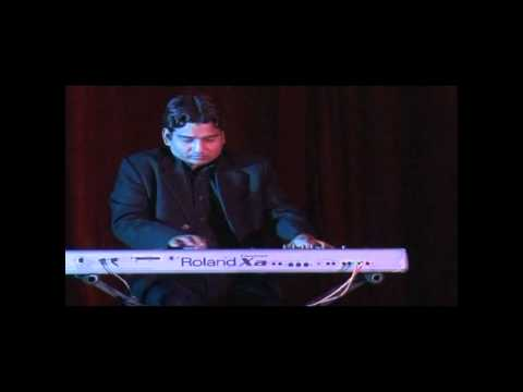 Tera Mujhse Hai Pehela, Instrumental Music On Hawaiian Guitar by GD