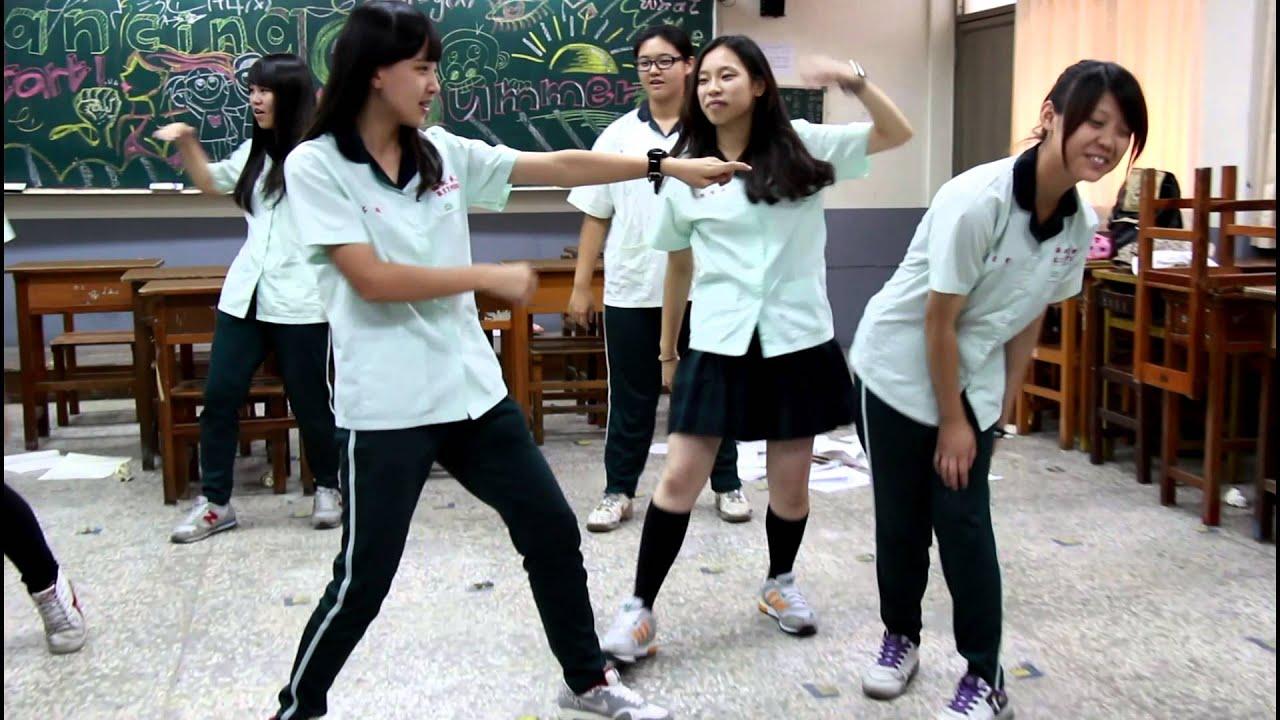 僑泰高中熱舞社 倒數21天 - YouTube