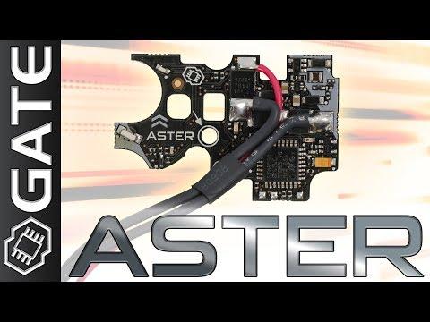 [Tech] Gate ASTER EFCS/ETU Mosfet (Das kleine TITAN im Test) 6mm Airsoft/Softair (German,DE)