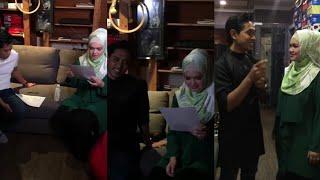 Video Lagu baru Datuk Siti Nurhaliza duet dengan Khai Bahar Cinta Syurga download MP3, 3GP, MP4, WEBM, AVI, FLV Juli 2018