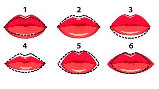 What Your Lip Shape Says About Your Personality