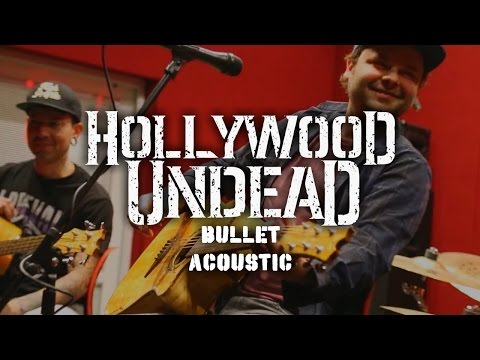 Hollywood Undead - Bullet (Acoustic) [Live]